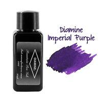 Diamine Fountain Pen Bottled Ink, 30ml - Imperial Purple