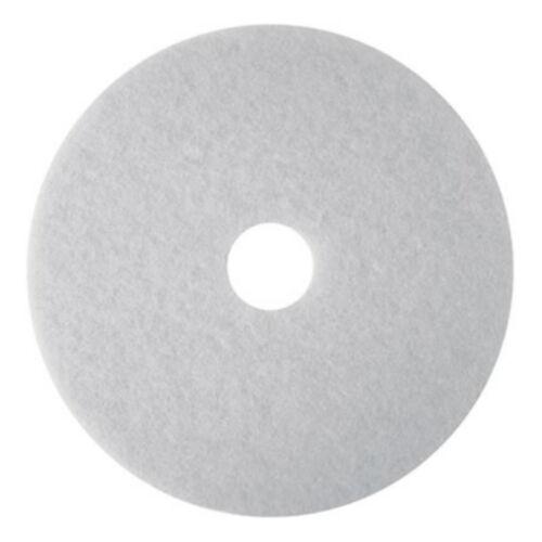 "3M Style Bianco Pavimento Professionale lucidatura Pad Pads ottima qualità 15/"" SYR"