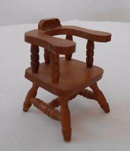 old vintage miniature dollhouse furniture wooden kitchen