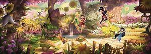 Papel-pintado-Fotomural-Hadas-Disney-pequeno-decoracion-habitacion-infantil-nina
