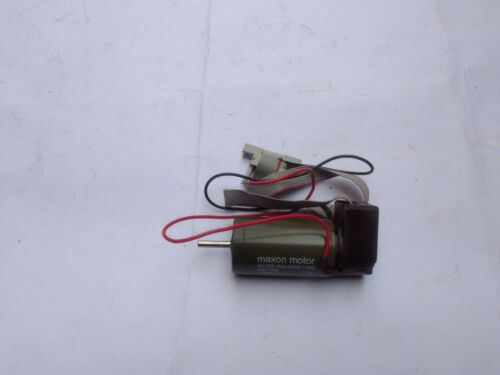 Maxon 44.032.000-0009-1496 DC Motor with Encoder HEDL-5540 A11 New