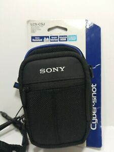 Sony-LCS-CSJ-Soft-Carrying-Case-NEW-IN-PACKAGE-S-W-T-N-DSC-Cameras-Camera-Case