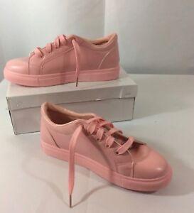 Women Fashion Pink Sneaker Cute