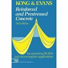Reinforced and Prestressed Concrete by F. K. Kong, R. H. Evans (Paperback, 1987)