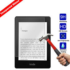 9h Ultra Clear Temper Glass Screen Protector for Amazon Kindle Paperwhite 1/2/3