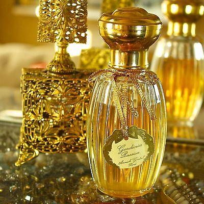 Vintage Annick Goutal GARDENIA PASSION 100 ml 3.4 oz Old Formula Perfume