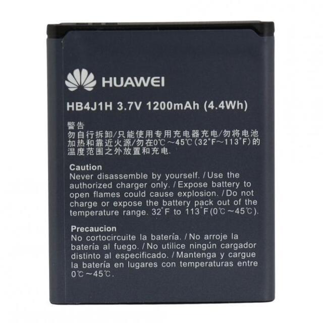 HB4J1 Battery Huawei Original for Huawei Ideos U8120 bulk
