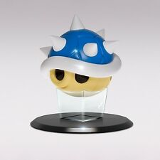 MARIO KART 8 SPINY BLUE SHELL Limited Edition FIGURINE Nintendo WiiU RARE