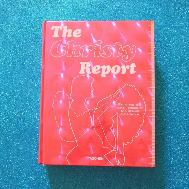 THE CHRISTY REPORT soldout And Rare Book From Taschen