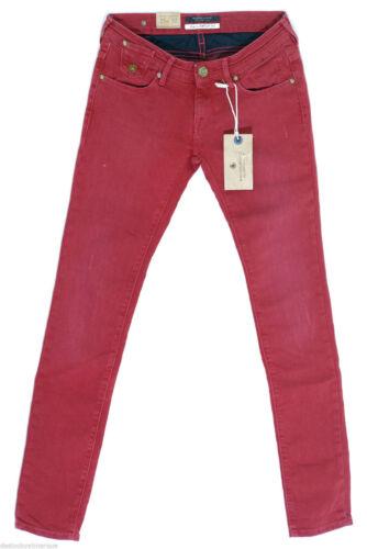 Red W27 Nuovo Tomette L32 Modello La Scotch Maison Slim 38 Parisienne Jean 4Uw5OqOf
