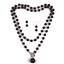 Fashion-Boho-Crystal-Pendant-Choker-Chain-Statement-Necklace-Earrings-Jewelry thumbnail 31
