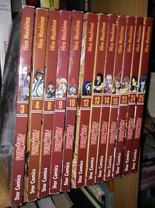 FAIRY TAIL 3, 4, 8, 9, 10, 12, 13, 14, 15, 23 Limited, 24, 25 - Italia - FAIRY TAIL 3, 4, 8, 9, 10, 12, 13, 14, 15, 23 Limited, 24, 25 - Italia