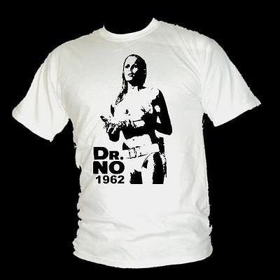 James Bond 007 Dr No Honey Ryder Ursula Andress mens beach T-shirt