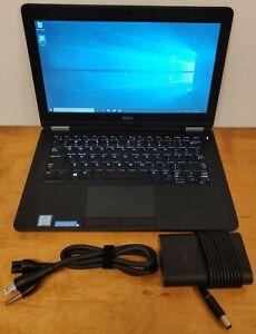 Dell-Latitude-E7270-Core-i5-6300U-2-40GHz-16GB-256GB-SSD-Win-10-Pro-Office19