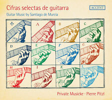 Murcia / Private Mus - Cifras Selectas de Guitarra [New CD]