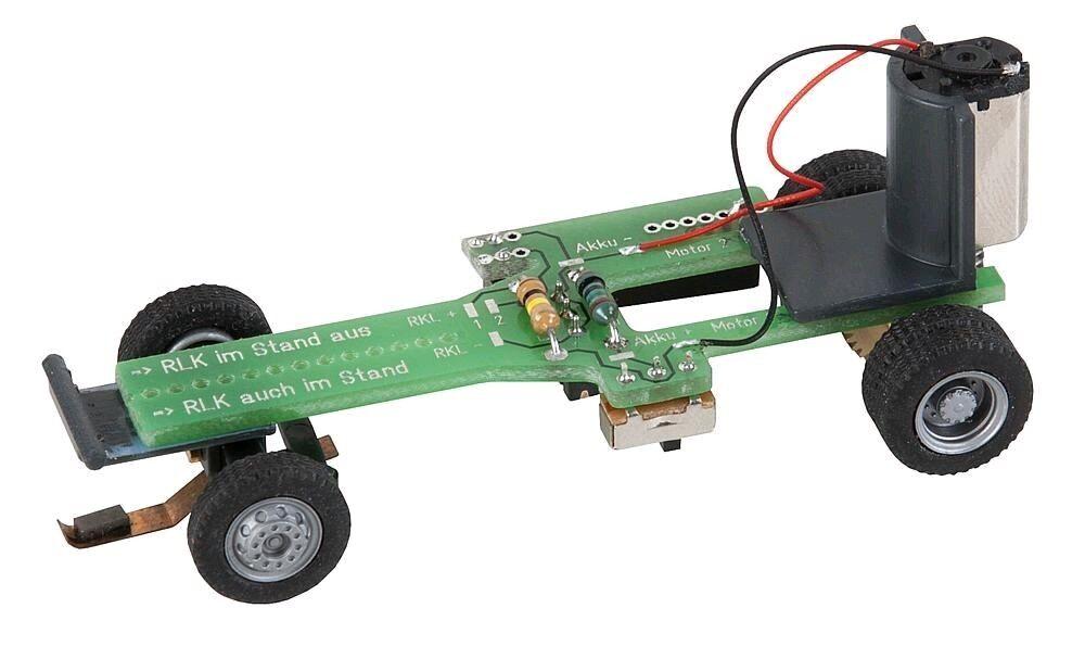 Ftuttier 163703 sistema auto chassisKIT