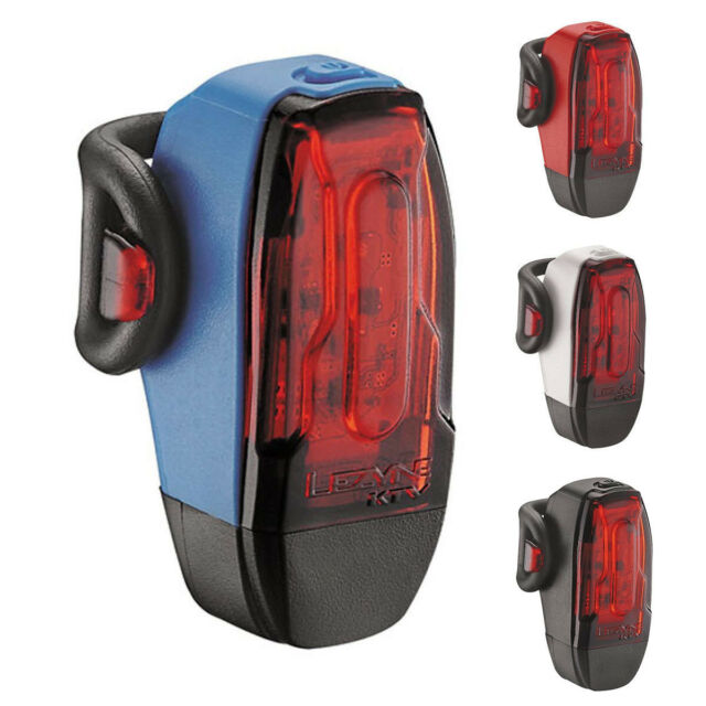 Brand New Lezyne KTV Drive Bicycle Rear Tail Light Multiple Color Options