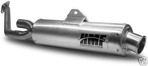HMF Utility Exhaust Pipe Muffler Arctic Cat 650 V-Twin
