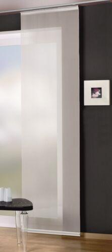 Schiebegardine blickdicht Digitaldruck Buddah mit Kerze  60cm x 245cm