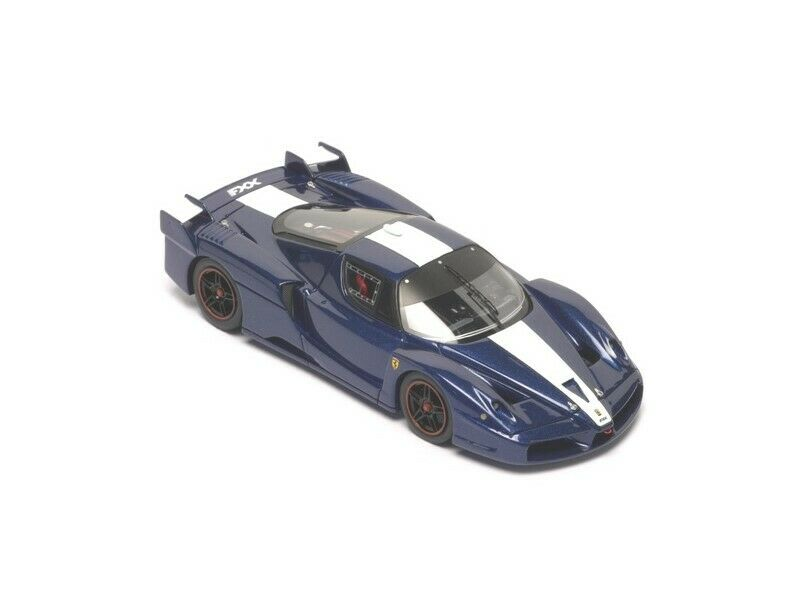 BBR FERRARI FXX 2005 BLU FACTORY BUILT BY BBR