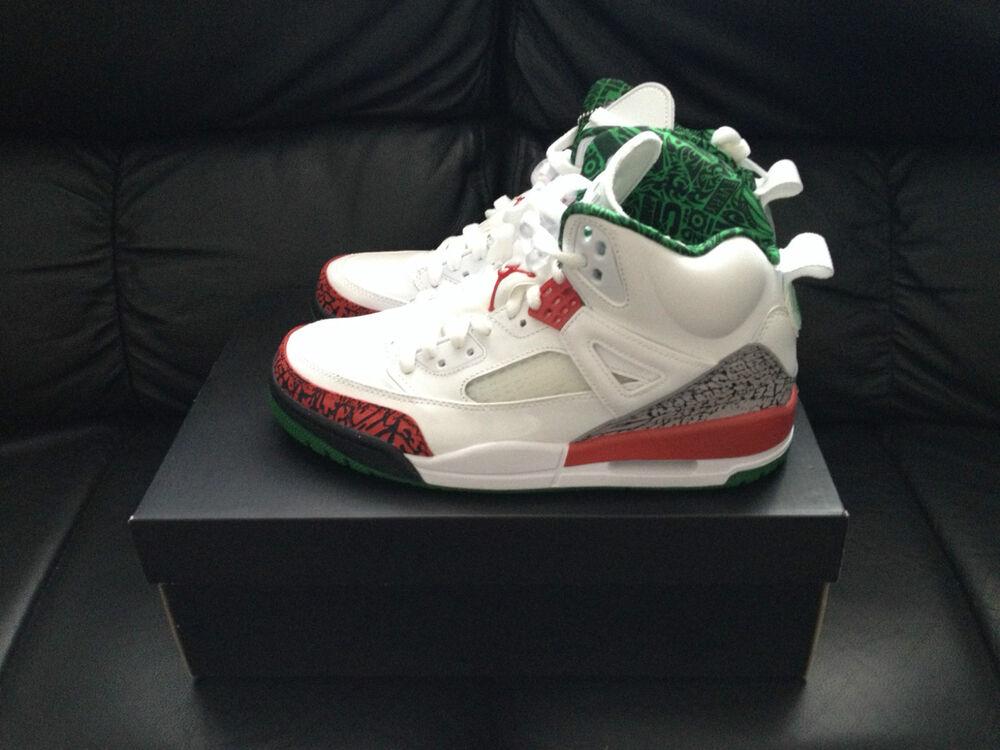 Nike Air Jordan 6 Retro Spizike homme chaussures baskets blanc uk 7 neuf  look -