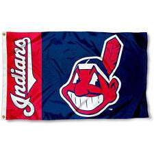 WinCraft Cleveland Indians Flag 3x5 MLB Banner