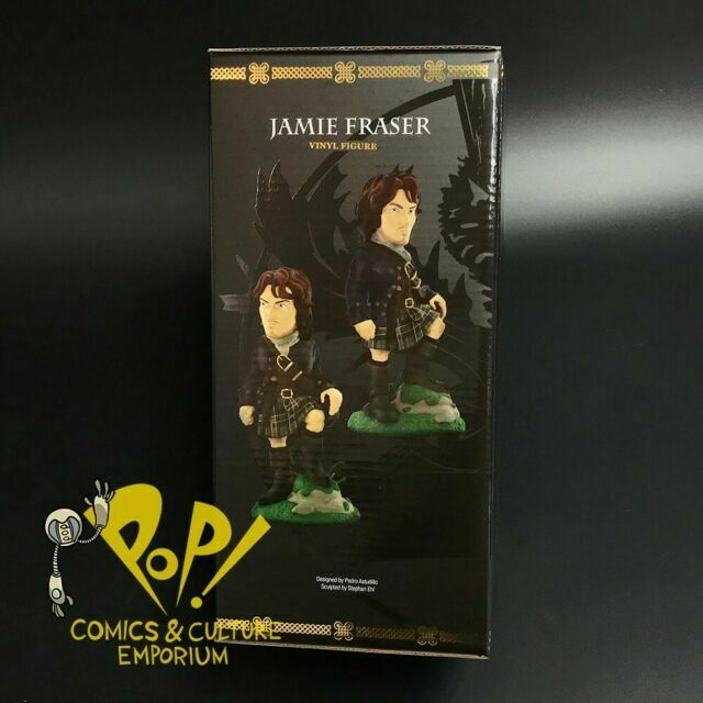 Cryptozoic Entertainment Outlander Jamie Fraser 7 Vinyl Figure Multicolor For Sale Online Ebay