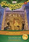 The Imagination Station Special Pack, Books 7-9: Secret of the Prince's Tomb/Battle for Cannibal Island/Escape to the Hiding Place by Marianne Hering, Marshal Younger, Wayne Thomas Batson (Paperback / softback, 2014)
