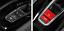 For Honda HRV HR-V 2016-2020 red central console Handbrake button decoration