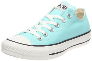 769cce88f1f0 Converse Chuck Taylor All Star Women s Aruba Blue 130118F Size us 10 ...