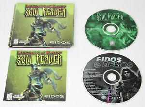Legacy-of-Kain-Soul-Reaver-PC-1999-w-Bonus-Demo-Disc-And-Game-Manual