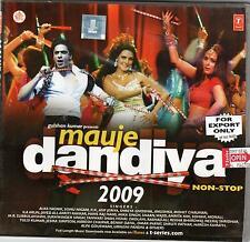 MAUJE DANDIYA 2009 - BOLLYWOOD NON STOP REMIX SONGS SOND TRACK CD - FREE UK POST