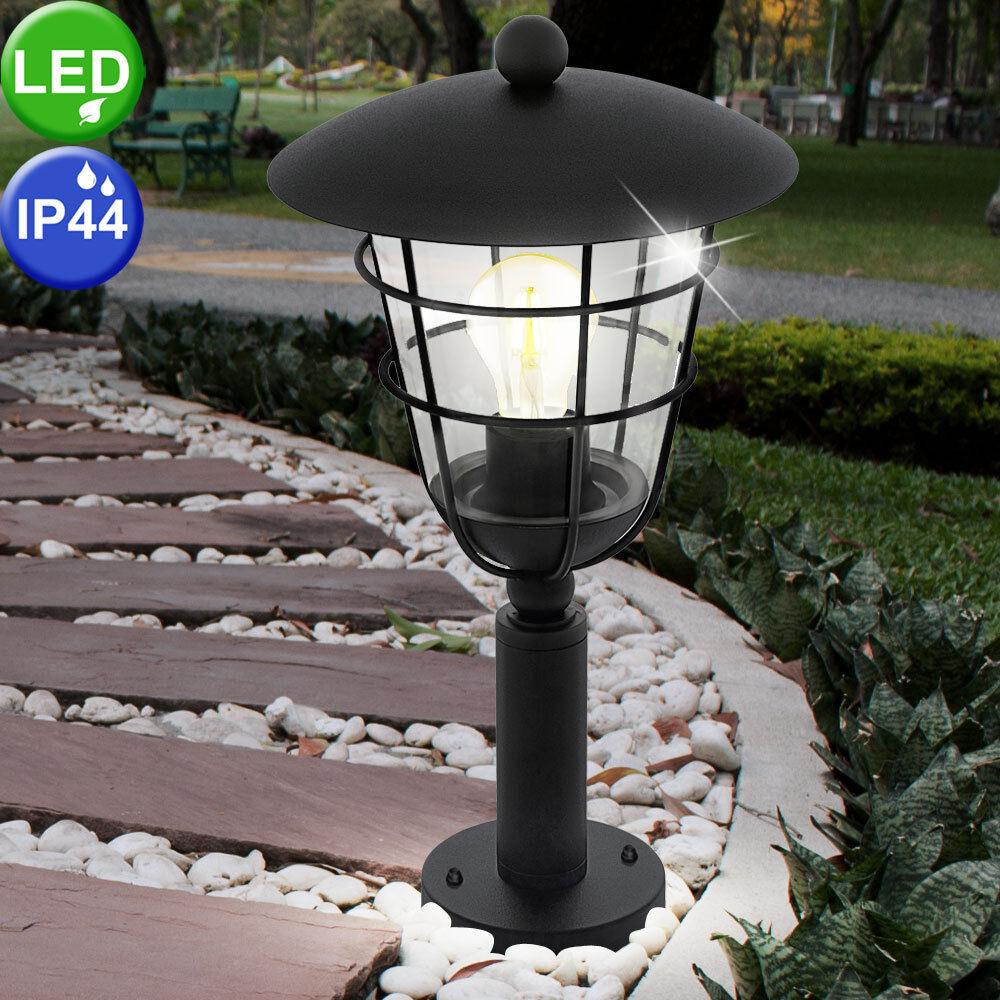 LED piédestal lumière jardin chemin terrasses cage extérieur lampadaire lanterne