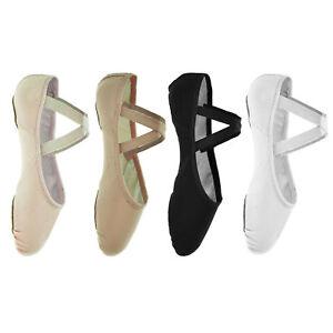 67e855c2c Image is loading Capezio-2037-Canvas-Hanami-Ballet-Shoe-Split-Sole