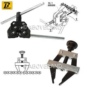 Chain-breaker-cutter-Chain-Puller-Holder-tension-Tool-ATV-Motorcycle-Bike-MX