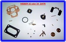 Lancia Beta, Fiat X 1/9, Weber 32+34 DATR-A, Vergaser Kit