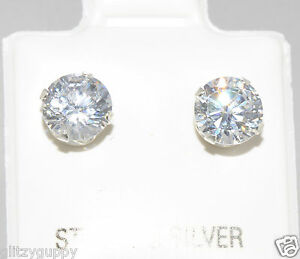 sterling-silver-cz-stud-earrings-925-clear-cubic-zirconia-round-prong-setting