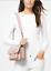 NWT-MICHAEL-KORS-Sloan-Editor-Large-Leather-Shoulder-Bag-298-Soft-Pink thumbnail 1
