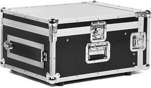 5 HE / 12 HE Kombicase ECO Mixer Case Winkelrack Rack L-Rack DJ Rack Mixercase