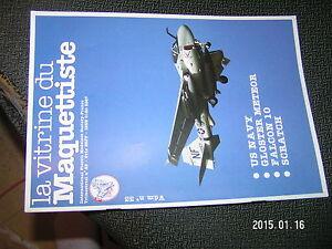 ** La Vitrine Du Maquettiste N°33 Falcon 10 Lamborghini Lma Gloster Meteor Rendre Les Choses Pratiques Pour Les Clients