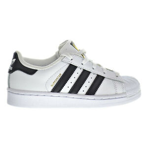 SHOES WHITE////BLACK NEW YOUTH ADIDAS ORIGINALS SUPERSTAR PS BA8378