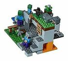 LEGO 21141 Minecraft The Zombie Cave 241 Pieces
