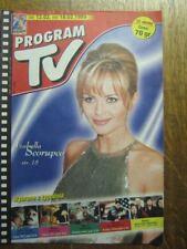 PROGRAM TV 07 (12/2/99)IZABELLA SCORUPCO JULIE CHRISTIE