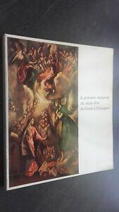 La Pintura Española de La Siglo D'Or Greco A Velazquez 1976 Petit Palacio Be