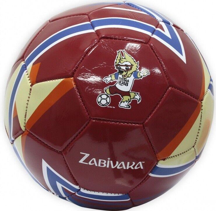 2018 FIFA BALL WORLD CUP SOCCER BALL FIFA BIG RUSSIA ZABIVAKA SOUVENIR 930663