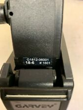 Garvey 18 6 Digit Single Line Price Marking Gun Date Code Amp White Amp Red Labels