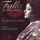 Falla: La vida breve (CD, Sep-2006, Somm)