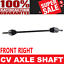 FRONT RIGHT CV Axle Assembly For MITSUBISHI LANCER 02-07 L4 2.0L 1997cc 122cid