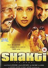 Shakti the Power (Hindi DVD) (2002) (English Subtitles) (Brand New Original DVD)
