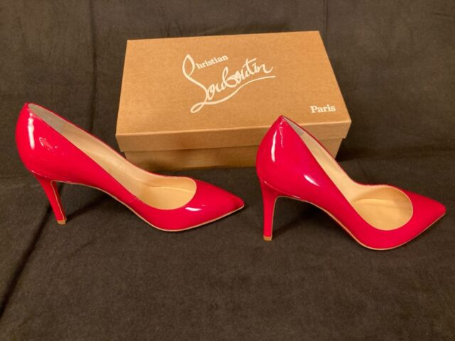Christian Louboutin Pigalle 85 Patent